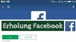 wiederherstellen  Facebook- Konto-kontakt  Facebook Deutsch