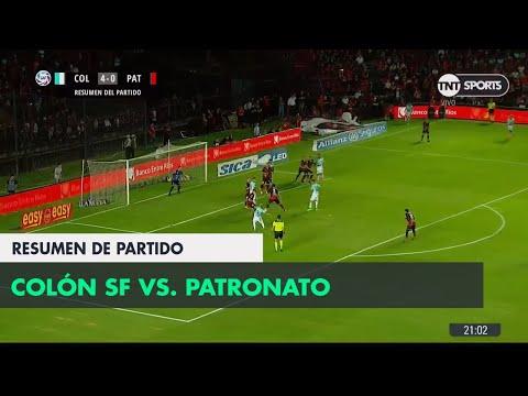 Resumen de Colón SF vs Patronato (4-0) | Fecha 24 - Superliga Argentina 2017/2018