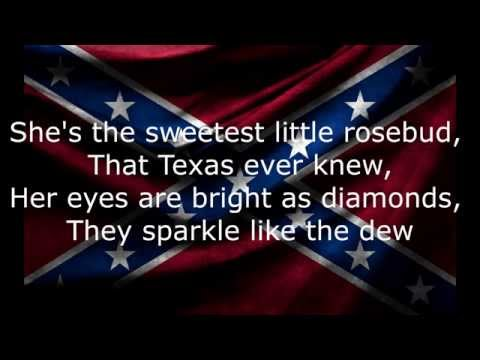 The Yellow Rose of Texas - The Confederate Army