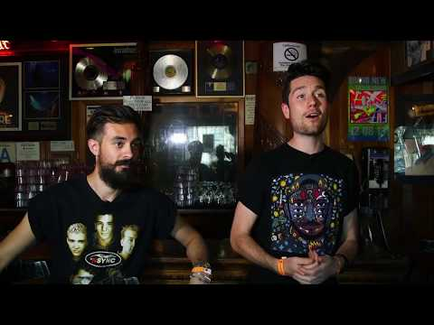 Backstage Diaries with Bastille