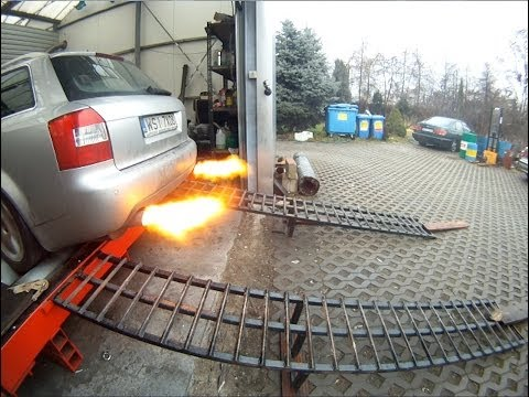 Audi S4 B6 4.2 Turbo V8 ProTurbo DYNO 600hp