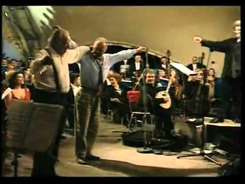 Anthony Quinn & Mikis Theodarakis [Zorba]