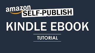 How to Self-Veröffentlichen ein E-Book auf dem Kindle Direct Publishing - Amazon - Full Tutorial