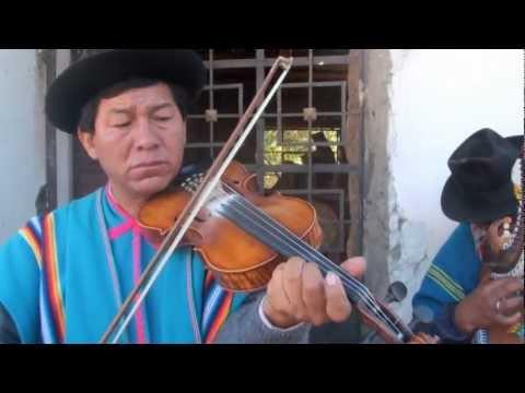 Arpa y Violin