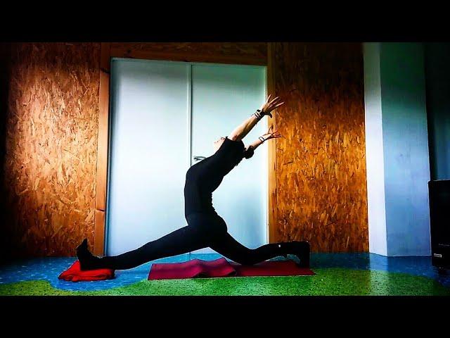 Bases para Hanumasana   Split (Yoga con NataZen)