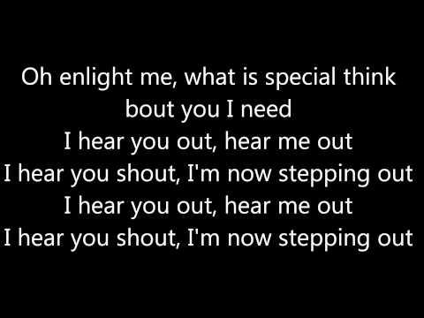 AlunaGeorge - Attracting flies *lyrics*
