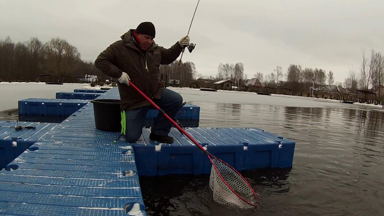 Платная рыбалка в москве и московской области