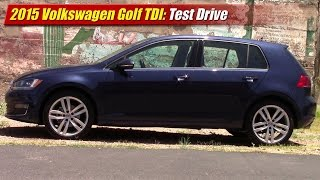 2015 Volkswagen Golf TDI: The argument for diesel
