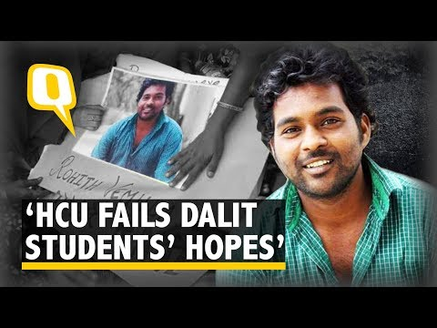 HCU Fails Dalit Students' Hopes, Two Years After Rohith Vemula | The Quint