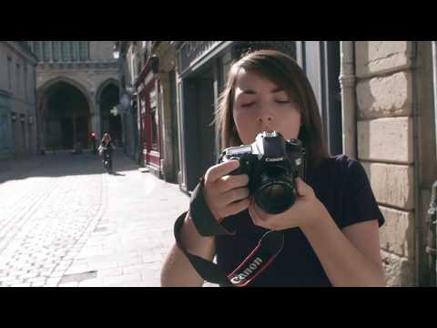 Lauriane, 21 ans, en alternance dans une agence de communication