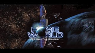 обзор игры: Homeworld