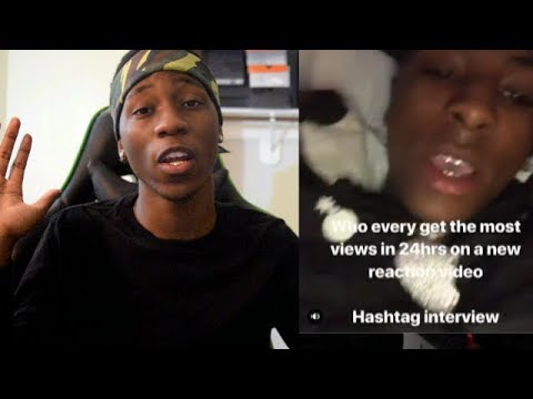 DONE DEAL!!...NBA YOUNGBOY DRAWING SYMBOLS REACTION #InterviewChallenge