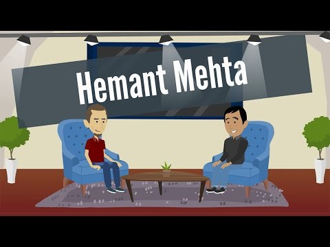 A friendly chat with an atheist – Hemant Mehta