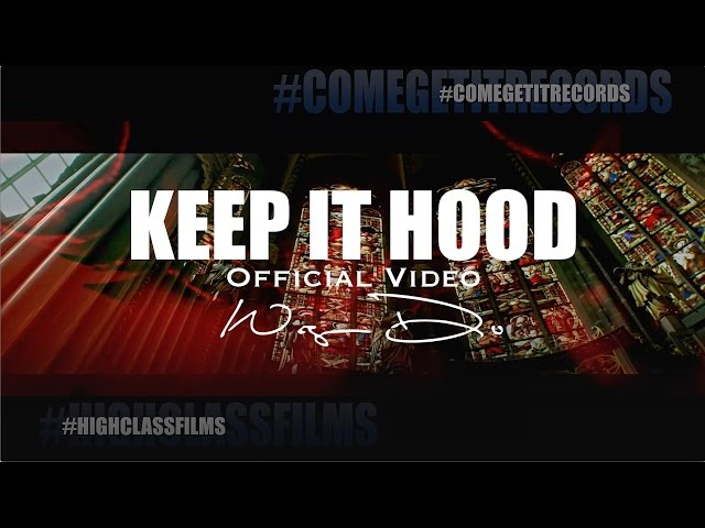 Wayne D. - Keep It Hood