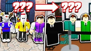 Youtuber GUESS WHO In Roblox MURDER MYSTERY 2!