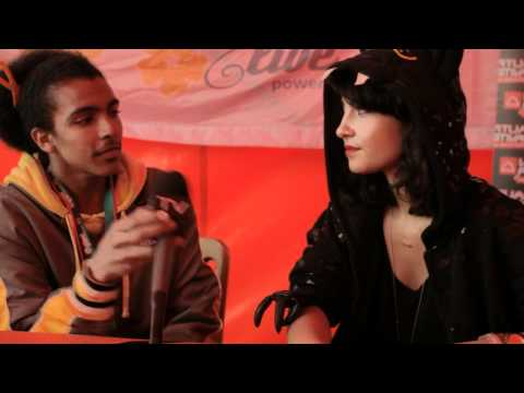 HYPEON.TV - @ Beach Break Live 2011 - Yasmin Interview