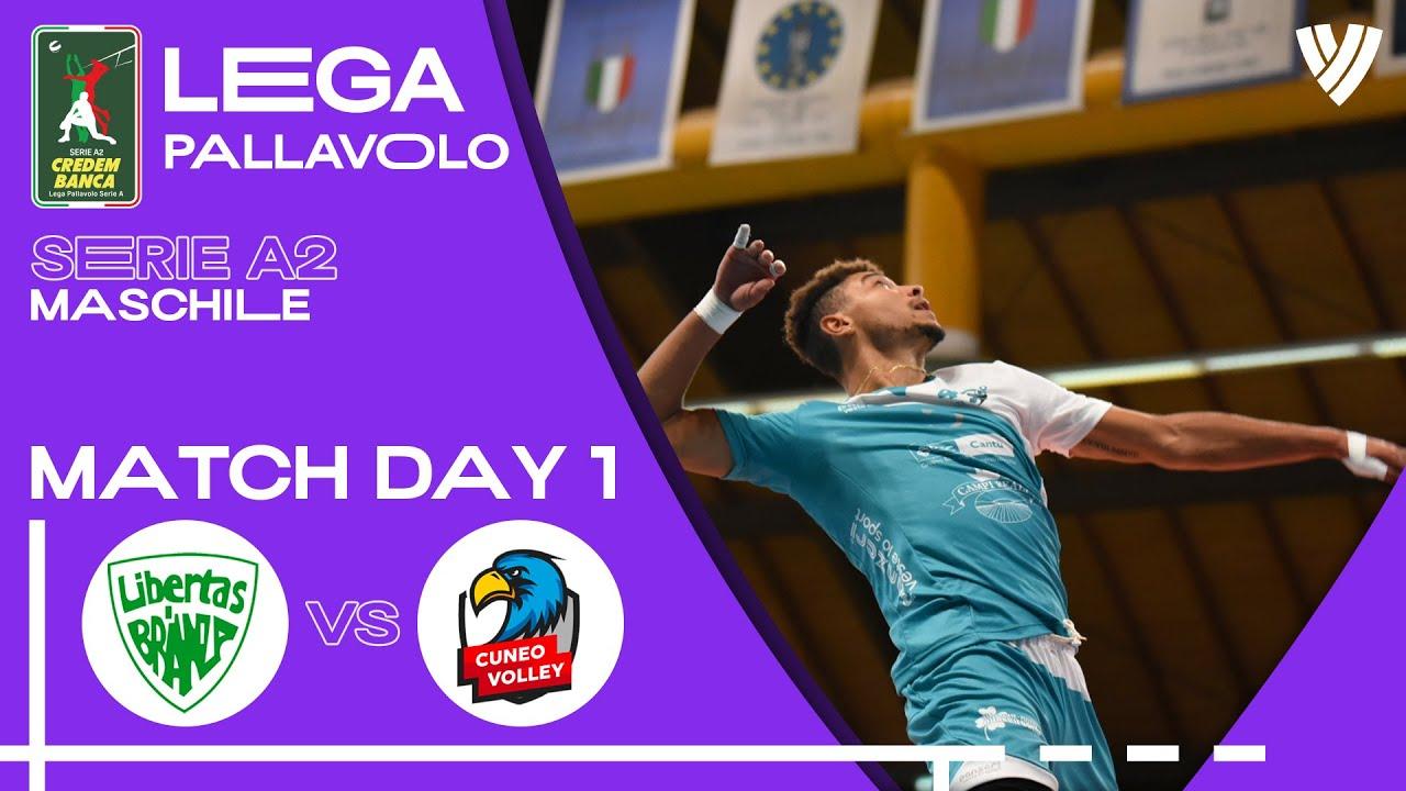 Cantu vs. Cuneo -  Full Match | Men's Serie A2  | 2021
