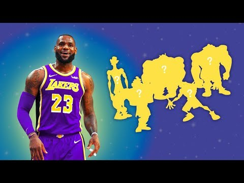 We used math to help LeBron cast 'Space Jam 2' l FiveThirtyEight