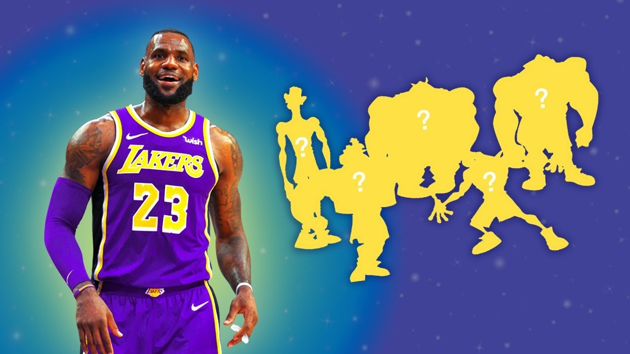 In Space Jam 2, LeBron Should Play for the Monstars