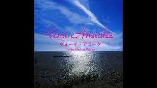 ヴォーチ・アミーケが1994年、1995年に全日本合唱コンクールの全国大会...