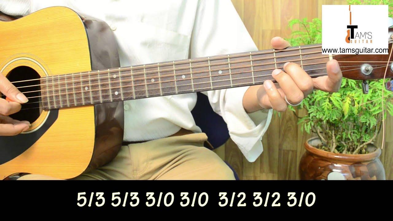 Twinkle Twinkle Little Star Guitar Lesson For Beginners Nursery