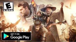 King of Avalon: Dominion - walkthrough gameplay Chapter 1- 6 [ Android - ios] screenshot 1