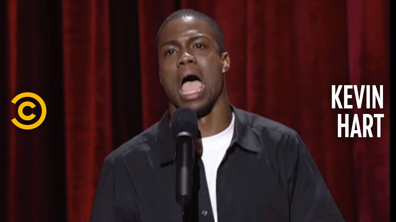Kevin Hart - Imaginary Friends 