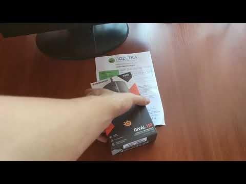 Мышь SteelSeries Rival 110 USB Black (SS62466)