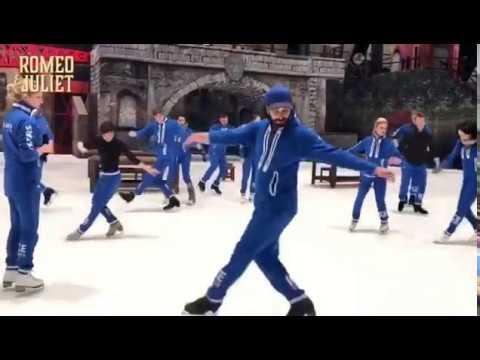 Ромео и Дульетта шоу Ильи Авербуха на льду