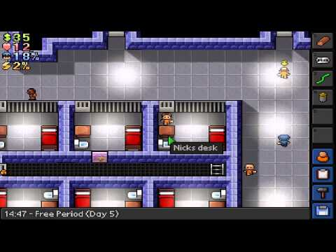 how to get a crowbar in the escapists