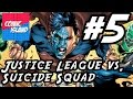 Justice League vs. Suicide Squad #5 – Maxwell Lord, King of the World.