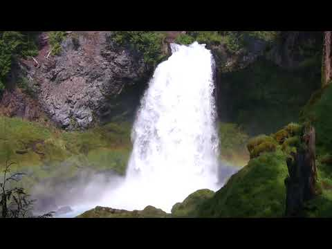 Large Waterfall | Relaxing Video | Mind Fresh Video | 04 YouTube