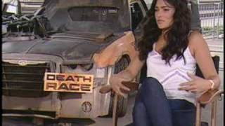 "Natalie Martinez (Case) ""Death Race"" Interview"