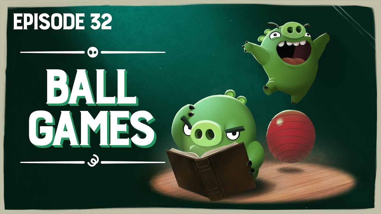 piggy tales third act ball games s3 ep32 youtube