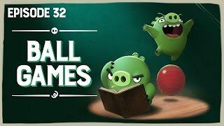 Piggy Tales - Third Act   Ball Games - S3 Ep32