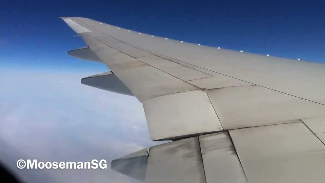 Why Your Airplane's Wings Will Never Snap Off — Even in