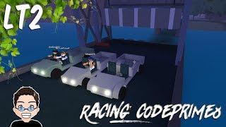 ROBLOX Lumber Tycoon 2 (Racing W/ CodePrime8)