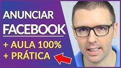 COMO ANUNCIAR NO FACEBOOK ADS   Aula 100% Prática   Primeira Venda Como Afiliado   Alex Vargas
