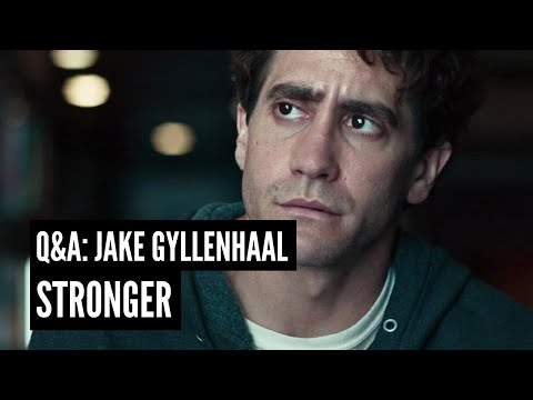 Jake Gyllenhaal STRONGER Interview At San Francisco Museum of Modern Art
