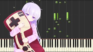 STEP by STEP Up↑↑↑↑ -- Fourfolium! -- Piano Tutorial by CMs Music (New Game !! OP)