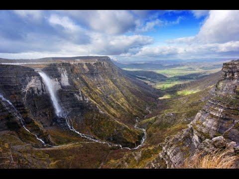Salto del Nervión, la cascada más grande de España