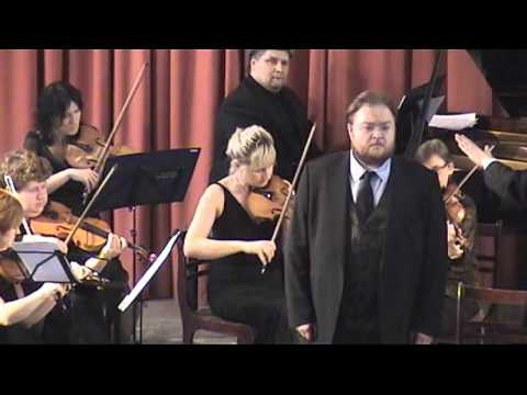 The Tenors of the 21 century Live in Smolensk Philarmony 2011 conductor Mikhail Pereplesnin