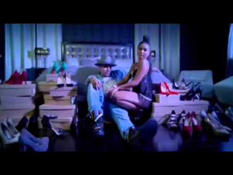 Meek Mill Ft  Nicki Minaj & Chris Brown   All Eyes On You  Video Remix !