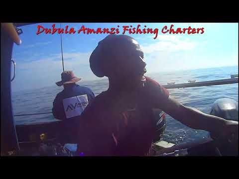 Dubula Amanzi Fishing Charters - Copper Steenbras And Dubula Bek