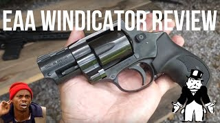 Budget Revolver Review: The EAA Windicator .38 Special/.357 Magnum Review (and Score)
