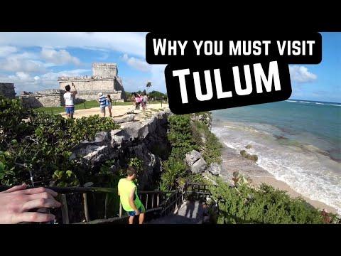 TULUM, MEXICO - An Ocean Paradise!
