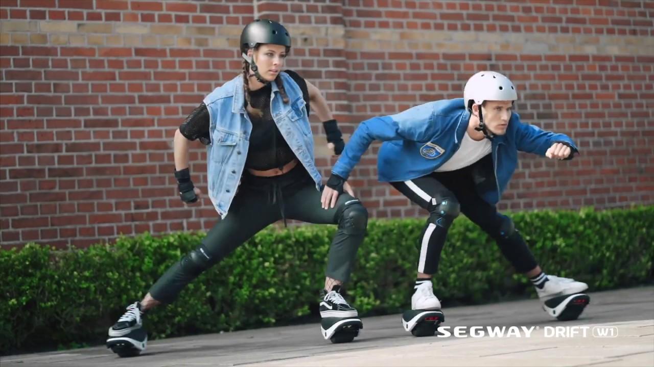 6b1fa617a05 Segway Drift W1 Skates Are Like Tiny Segways for Each Foot