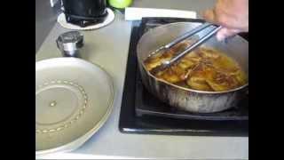 Mrs Jb's Pork Chops Collard Greens Cornbread P1