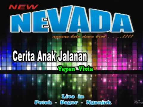 NEVADA CERITA ANAK JALANAN VOC. YEYEN VIVIA 07 OKTOBER 2017