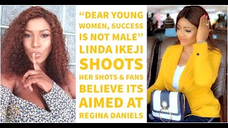 Linda Ikeji Fires At What  Fans Believe Is A Message To Regina Daniels!